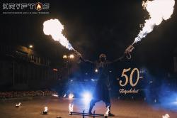Фаер-шоу артисты на свадьбу Иваново ресторан Мост