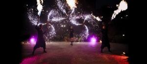 Огненное шоу (фаер-шоу) в Иванове, Костроме, Ярославле, Владимире
