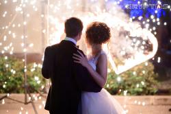 Красивое завершение свадебного дня в г. Иваново